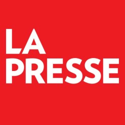 Logo of La Presse NewspaperLogo du Journal La Presse