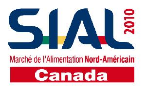 Logo of SIAL Canada Food ShowLogo du Salon Alimentaire SIAL Canada