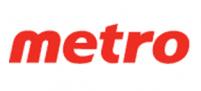 Logo Metro