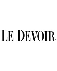 Logo Le Devoir NewspaperLogo Journal Le Devoir