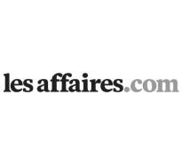 Logo Les Affaires NewspaperLogo Journal Les Affaires